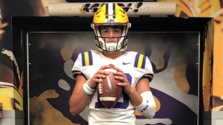 WATCH:  LSU QB Garrett Nussmeier senior highlights