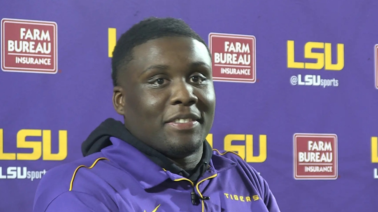 LSU player interviews: Tigers talk Burrow's Heisman and ...