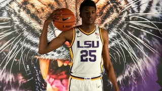 Center Jerrell Colbert signs with LSU