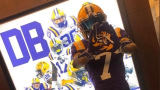 2022 Safety Bryan Allen Jr. commits to LSU