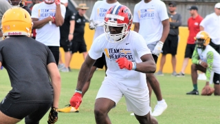 Offers piling up for WR Malik Nabers of Comeaux