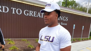 LSU running back commit Corey Kiner another HUGE night
