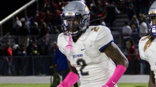 What is LSU getting in 4-star edge rusher Naquan Brown?