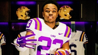 Safety Khari Gee commits to LSU