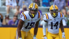 WATCH: LSU LB Jabril Cox, 'I had butterflies going in...'