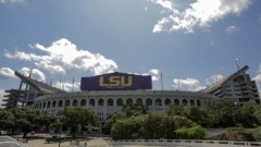LSU statement on increased attendance at sporting events