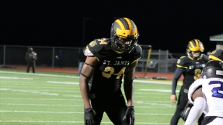 Saivion Jones is Louisiana's Top prospect