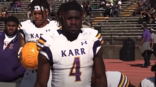 BREAKING: Karr WR Aaron Anderson commits to LSU