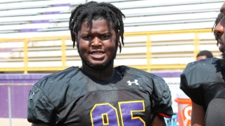 Four-star DL Tygee Hill loves LSU's Andre Carter