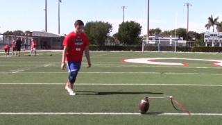 Kicker Nathan Dibert commits to LSU