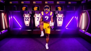 Four star RB TreVonte Citizen commits to LSU